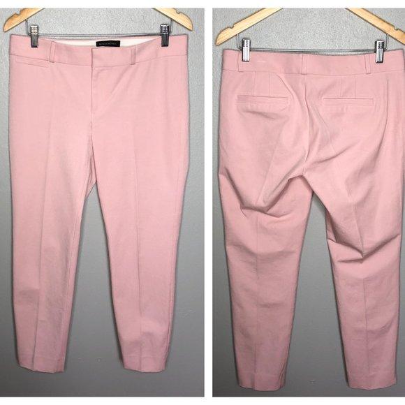 Banana Republic Factory Sloan Slim Ankle Pant Pink